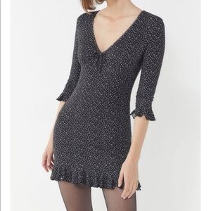 Urban Outfitters Dresses - urban Outfitters grace ruffle mini dress
